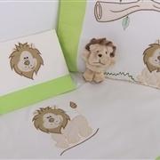 Quarto para Bebê sem Cama Babá Leão Solto
