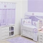 Quarto para Bebê sem Cama Babá Reino Encantado