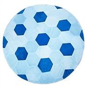Tapete Bola Azul
