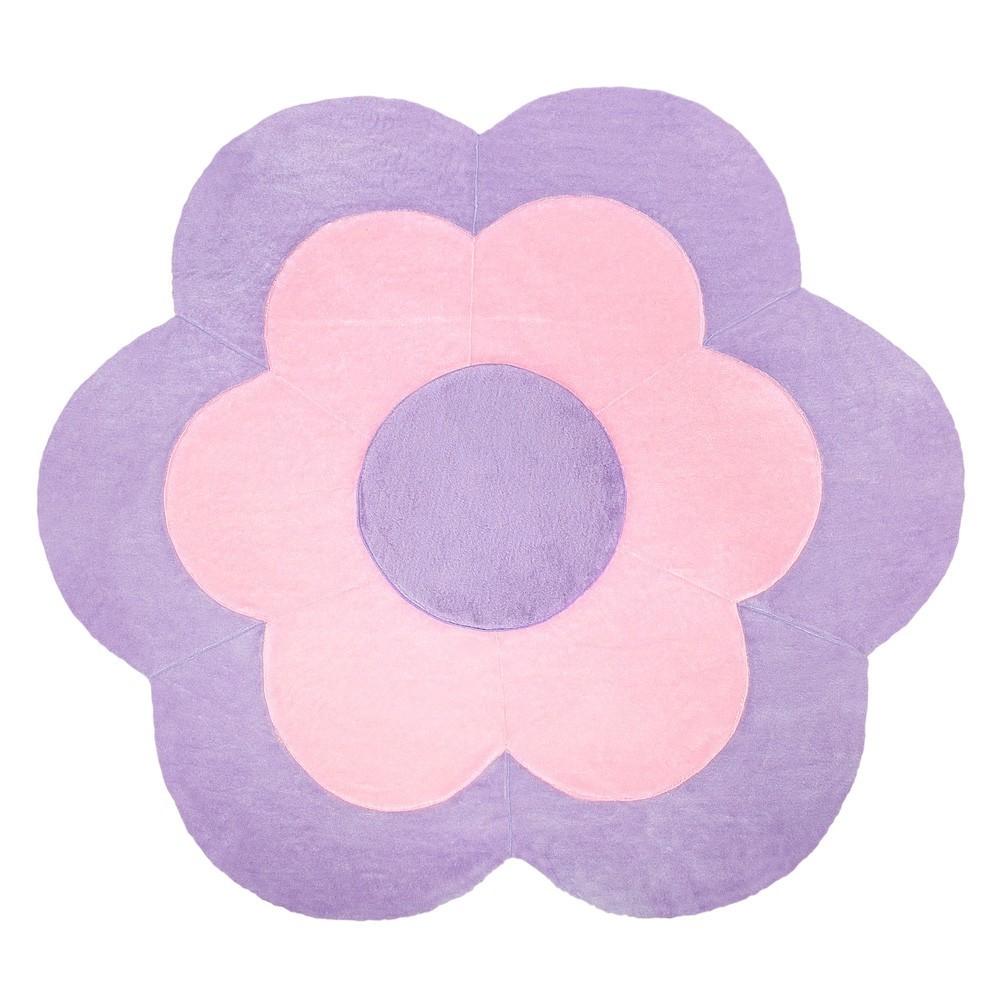Tapete Flor Lilás