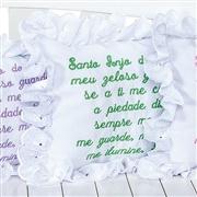 Almofada Cheirinho Baby Verde