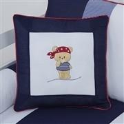Almofadas Decorativas Urso Pirata