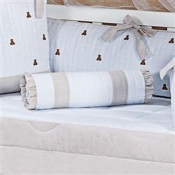 Almofada Decorativa Luxo Cáqui
