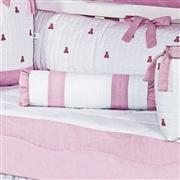 Almofada Decorativa Luxo Rosa