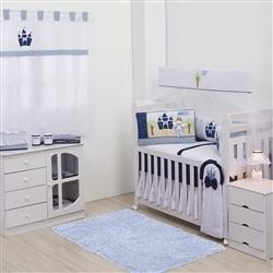 Quarto para Bebê sem Cama Babá Pequeno Príncipe