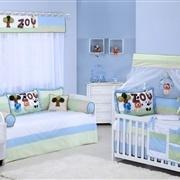 Quarto para Bebê sem Cama Babá Zoológico
