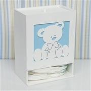 Porta Fraldas Urso Baby