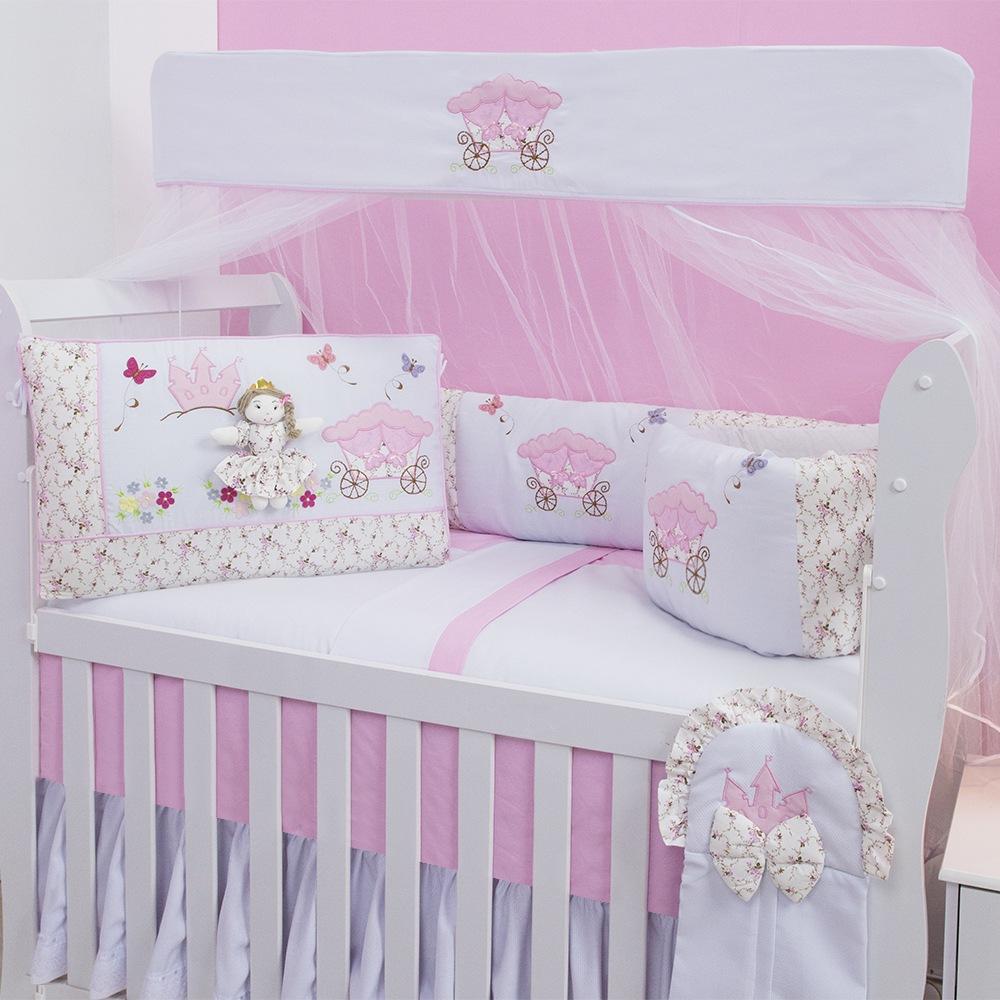 Kit Berço Pequena Princesa