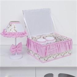 Kit Acessórios Pequena Princesa 4 peças