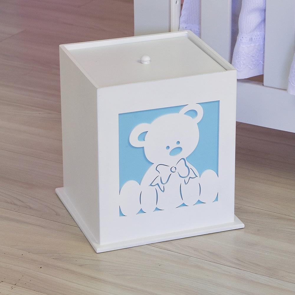 Lixeira Urso Baby