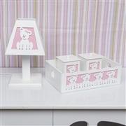 Kit Higiene Ursa Baby
