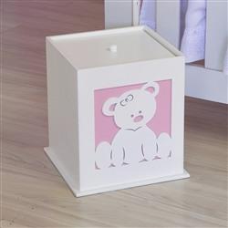 Lixeira Ursa Baby
