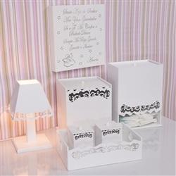 Kit Higiene Completo Provençal Santo Anjo Rosa