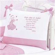 Quarto para Bebê Santo Anjo Rosa