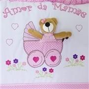 Quarto para Bebê sem Cama Babá Amor da Mamãe