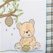 Kit Berço Urso Pote de Mel