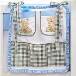 Porta Treco Urso Pote de Mel