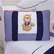 Kit Berço Urso Marinheiro