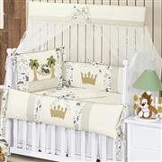 Quarto para Bebê sem Cama Babá Rei Leão