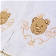 Jogo de Fraldas Boca Urso Teddy