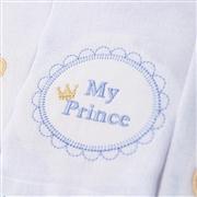 Kit Fraldas e Toalha de Banho Urso My Prince