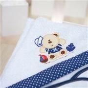 Toalha de Banho Urso Marinheiro