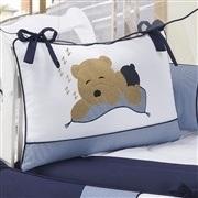 Kit Berço Bebê Urso Marinho
