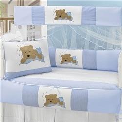 Kit Berço Bebê Urso