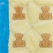 Tapete Teddy Azul