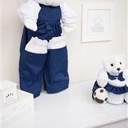 Ursinhos Porta Treco Marinho Baby