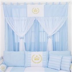Cortina Príncipe Azul