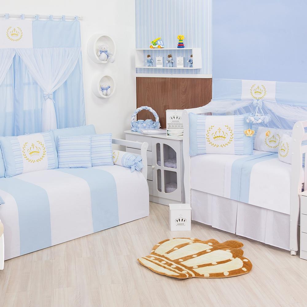 Quarto para Bebê Príncipe Azul