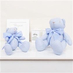 Ursos Listrado Azul