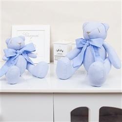 Ursos Xadrez Azul