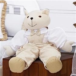Porta Fraldas Urso Família Urso