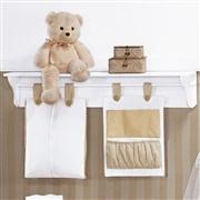 Quarto para Bebê sem Cama Babá Família Urso