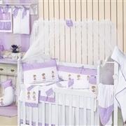 Quarto para Bebê sem Cama Babá Bailarina