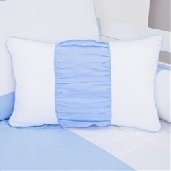 Almofada Retangular Realeza Azul