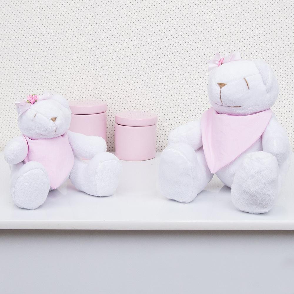 Ursos Bandana Rosa