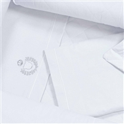 Kit Berço Completo Desmontável Urso Branco 1,08m x 80cm