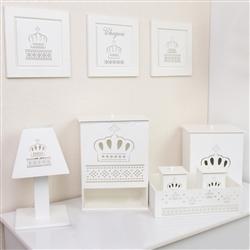 Kit Higiene Completo Realeza