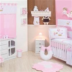 Quarto para Bebê sem Cama Babá Jardim da Cristina