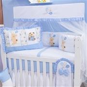 Quarto para Bebê sem Cama Babá Ursinho Henrique