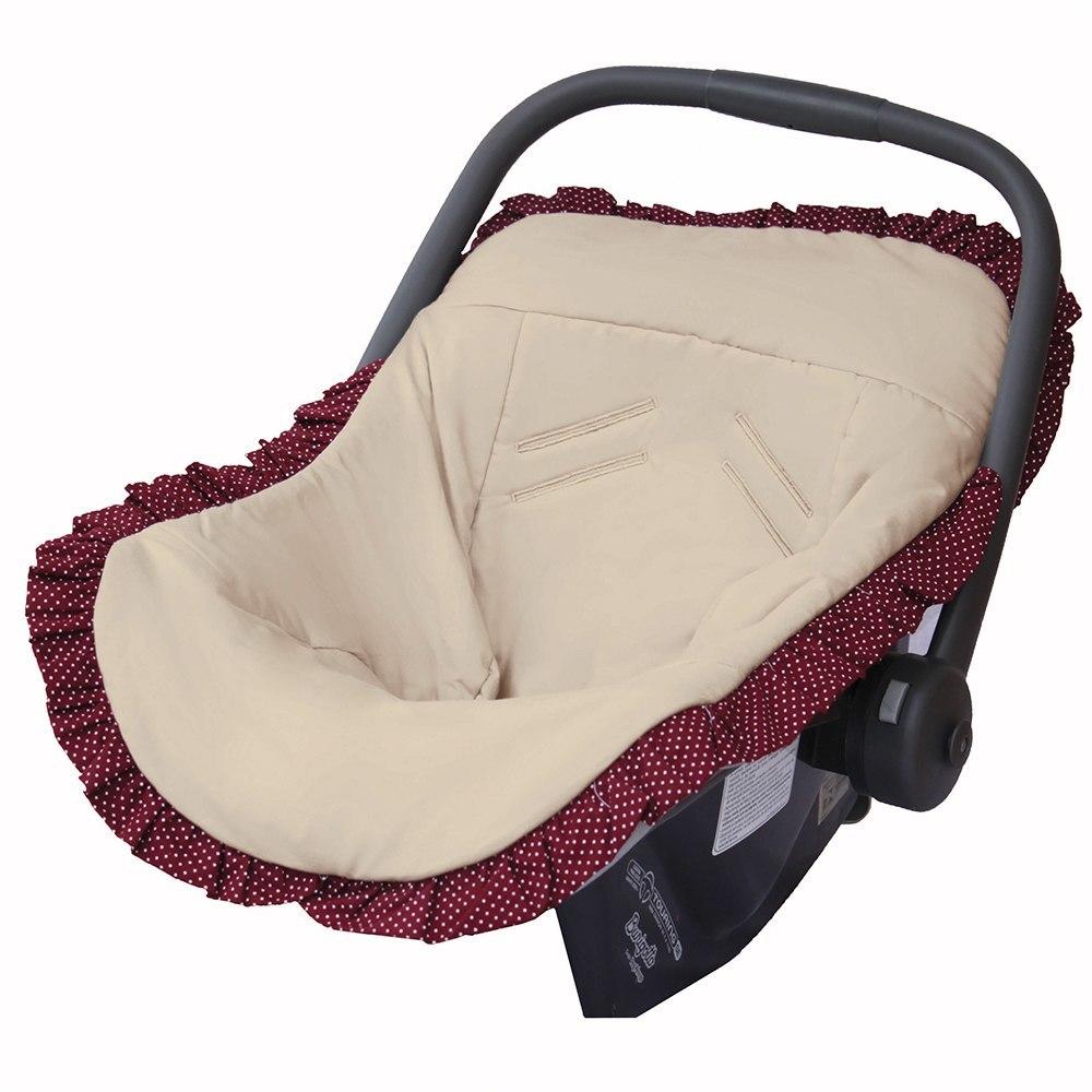 Capa de Bebê Conforto Glamour