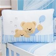Quarto para Bebê sem Cama Babá Urso Amigo