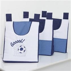 Porta Fraldas Futebol