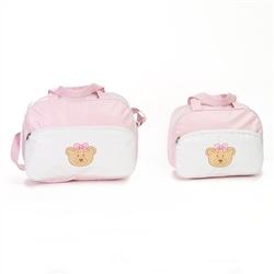 Conjunto de Bolsas Maternidade Nina