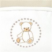 Bolsa Maternidade Teddy Cáqui