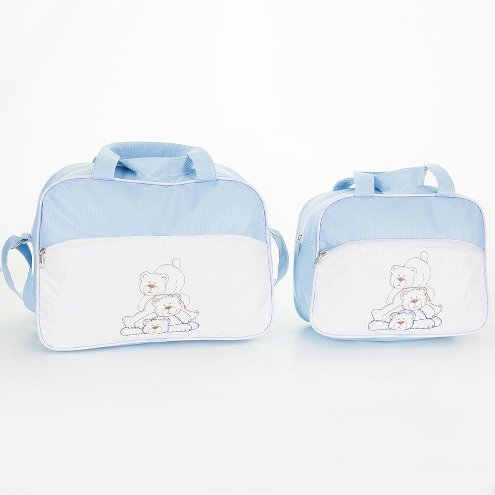 Conjunto de Bolsas Maternidade Amiguxos