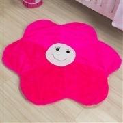 Tapete Flor Rosa Pink